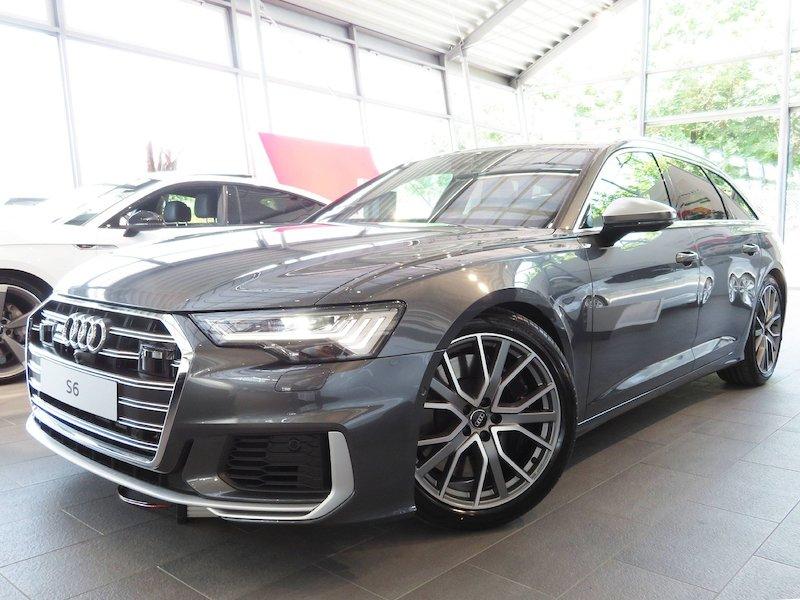 Audi A6 S6 Avant quattro TDI Tiptronic