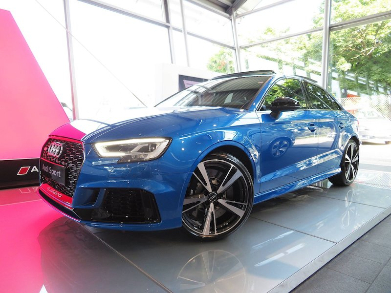 Audi RS3 Limuzina 2.5 TFSI quattro S tronic