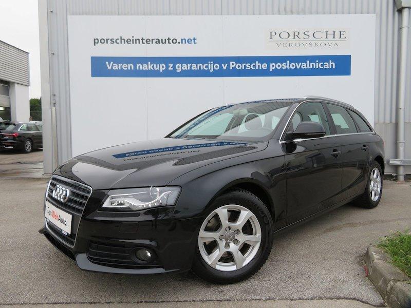 Audi A4 Avant quattro 2.0 TDI DPF