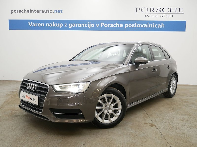 Audi A3 Sportback 1.6 TDI clean diesel Attraction