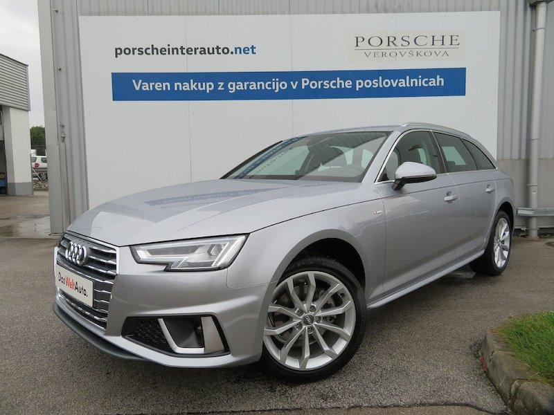 Audi A4 Avant 35 TFSI S line Limited Edition