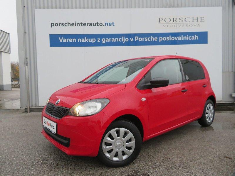 Škoda Citigo 1.0 Easy