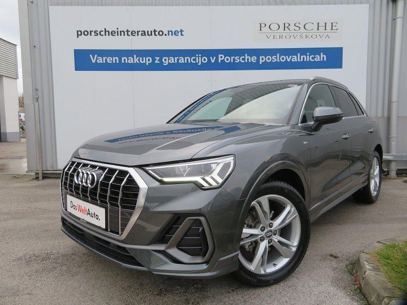Audi Q3 35 TDI S line S tronic - SLOVENSKI