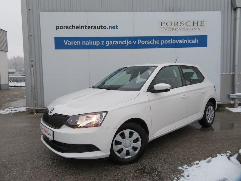 Škoda Fabia 1.2 TSI Easy