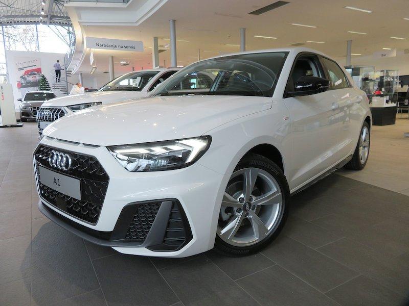 Audi A1 30 TFSI S tronic S line