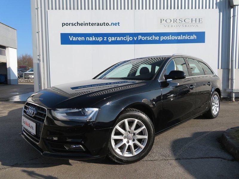 Audi A4 Avant 2.0 TDI Business - SLOVENSKI