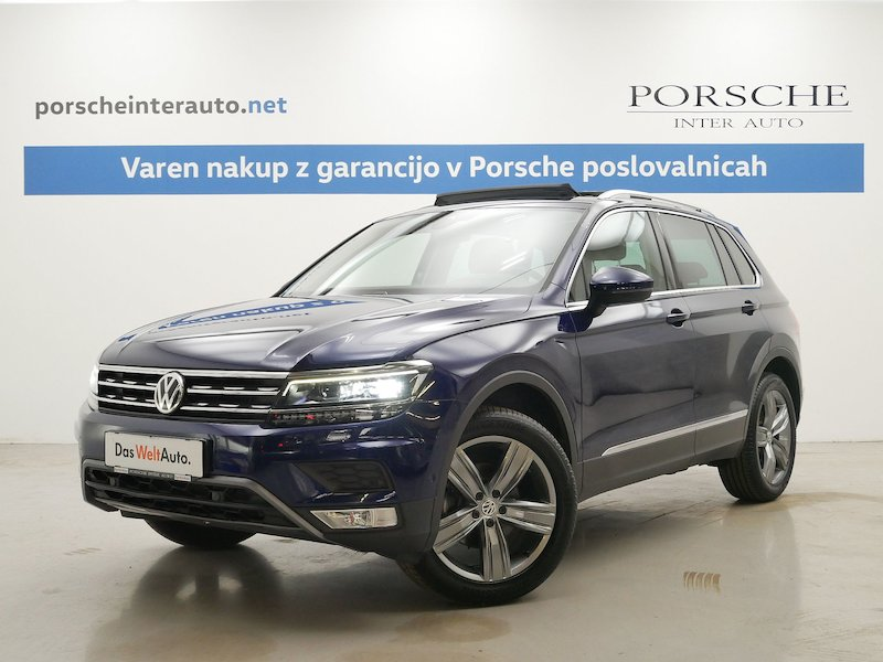 Volkswagen Tiguan 4motion 2.0 TDI Highline