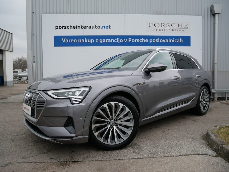 Audi e-tron 55 quattro Advanced- SLOVENSKI