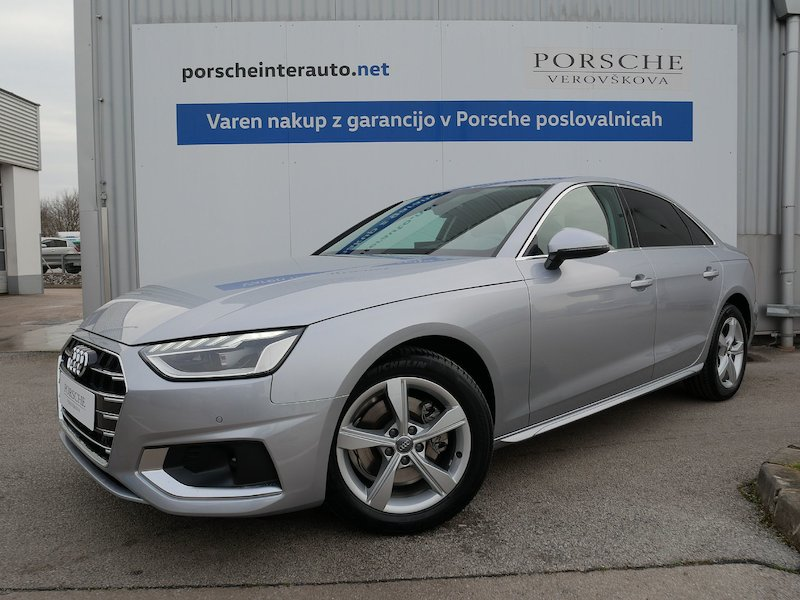 Audi A4 35 TFSI Advanced S tronic
