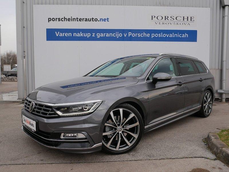 Volkswagen Passat Variant 2.0 TDI BMT R-Line Edition DSG - SLO