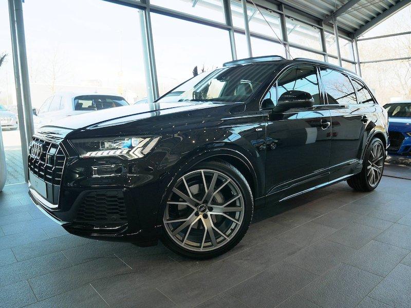 Audi Q7 quattro 50 TDI S line Tiptronic