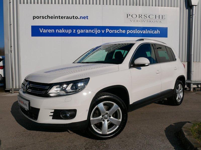 Volkswagen Tiguan 2.0 TDI 4motion BMT Sport Style - SLOVENSKO VOZILO