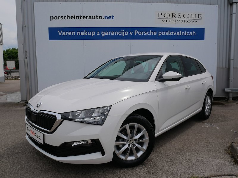 Škoda Scala 1.0 TSI Ambition - SLOVENSKO VOZILO
