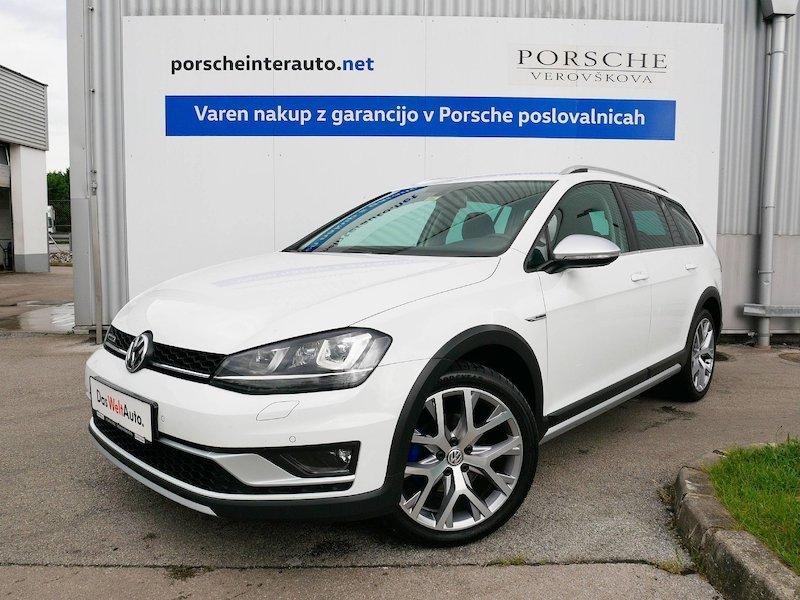 Volkswagen Golf Alltrack 4motion 2.0 TDI BMT - SLOVENSKO VOZILO