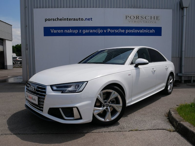 Audi A4 35 TFSI S line S tronic - SLOVENSKO VOZILO
