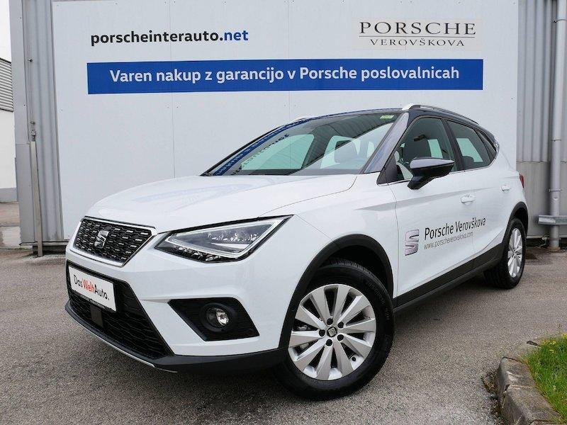 Seat Arona 1.0 TSI Xcellence - SLOVENSKO VOZILO