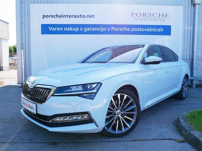 Škoda Superb 2.0 TDI L K DSG - SLOVENSKO VOZILO