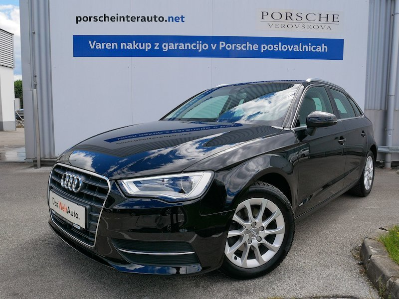 Audi A3 2.0 TDI clean diesel Attraction - SLOVENSKO VOZILO