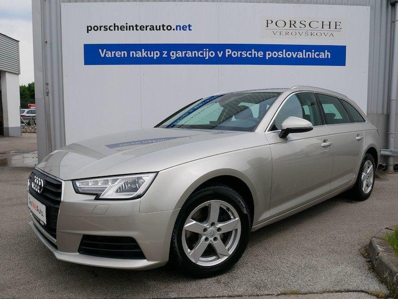 Audi A4 Avant 2.0 TDI - SLOVENSKO VOZILO