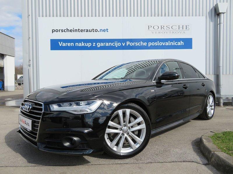 Audi A6 3.0 TDI quattro S tronic S line ZRAČNO VZMETENJE