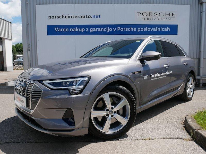 Audi e-tron e-tron 55 quattro Advanced - SLOVENSKO VOZILO