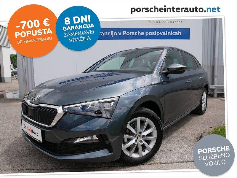 Škoda Scala 1.5 TSI ACT Style DSG - SLOVENSKO VOZILO