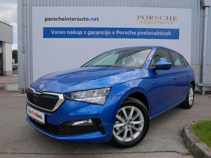 Škoda Scala 1.5 TSI ACT Ambition - SLOVENSKO VOZILO