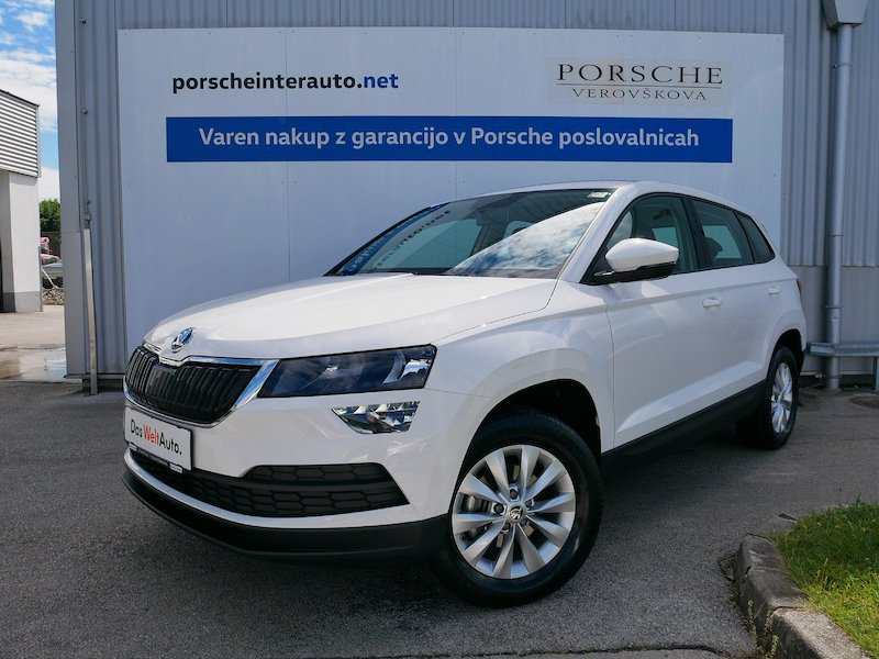 Škoda Karoq 1.6 TDI Active - SLOVENSKO VOZILO
