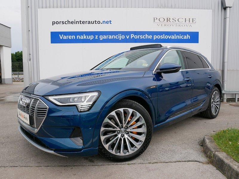 Audi e-tron 55 quattro Advanced - SLOVENSKO VOZILO