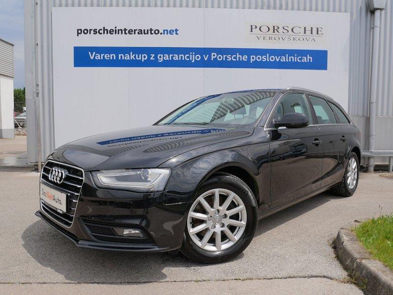Audi A4 Avant 2.0 TDI Style S tronic- SLOVENSKO VOZILO
