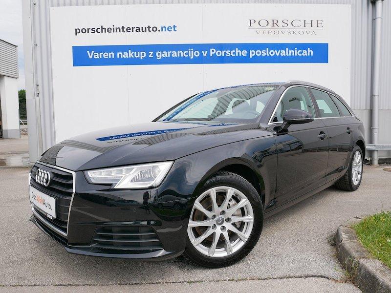 Audi A4 Avant quattro 2.0 TDI S tronic - SLOVENSKO VOZILO