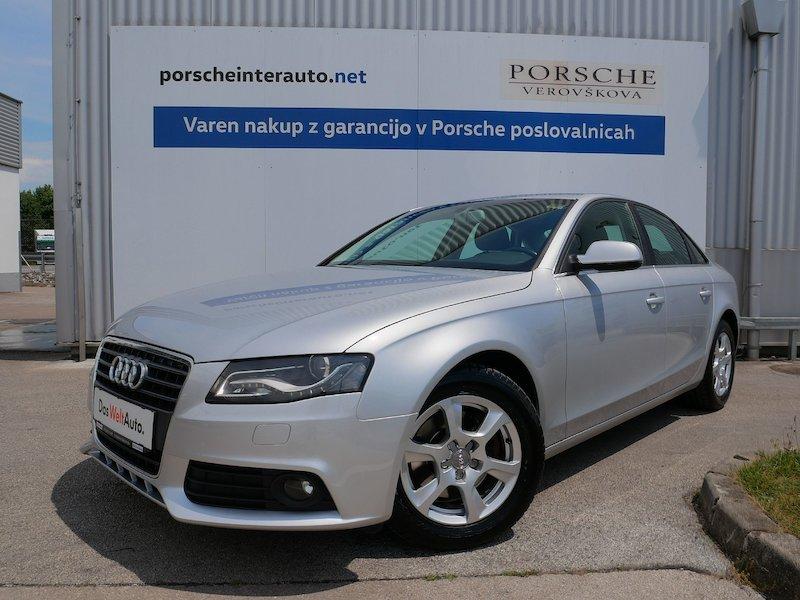 Audi A4 2.0 TDI DPF - SLOVENSKO VOZILO