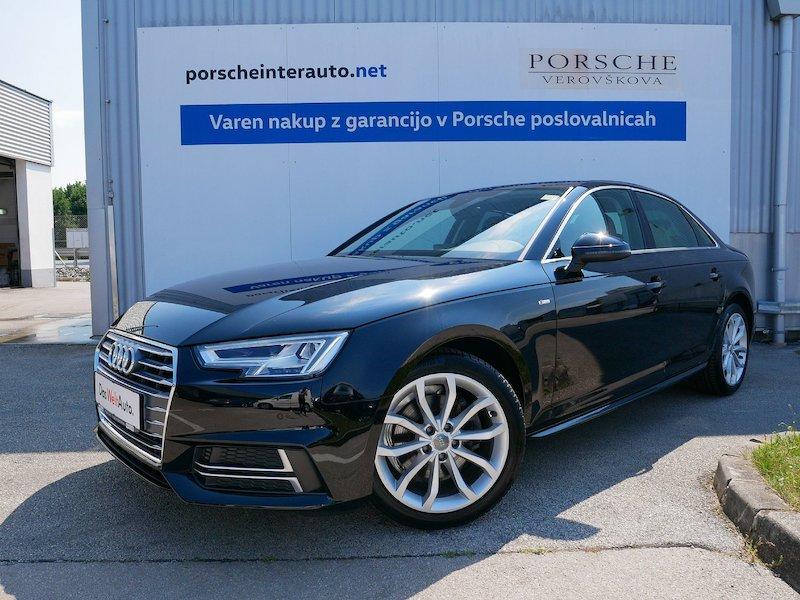 Audi A4 1.4 TFSI S line Limited Edition - SLOVENSKO VOZILO