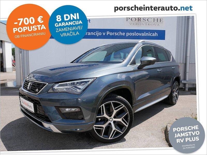 Seat Ateca 2.0 TDI FR DSG - SLOVENSKO VOZILO