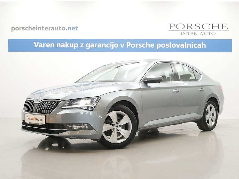 Škoda Superb 2.0 TDI Ambition DSG