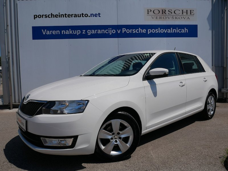 Škoda Rapid Ambition SB 1.4TDI - TOVORNO VOZILO - SLO