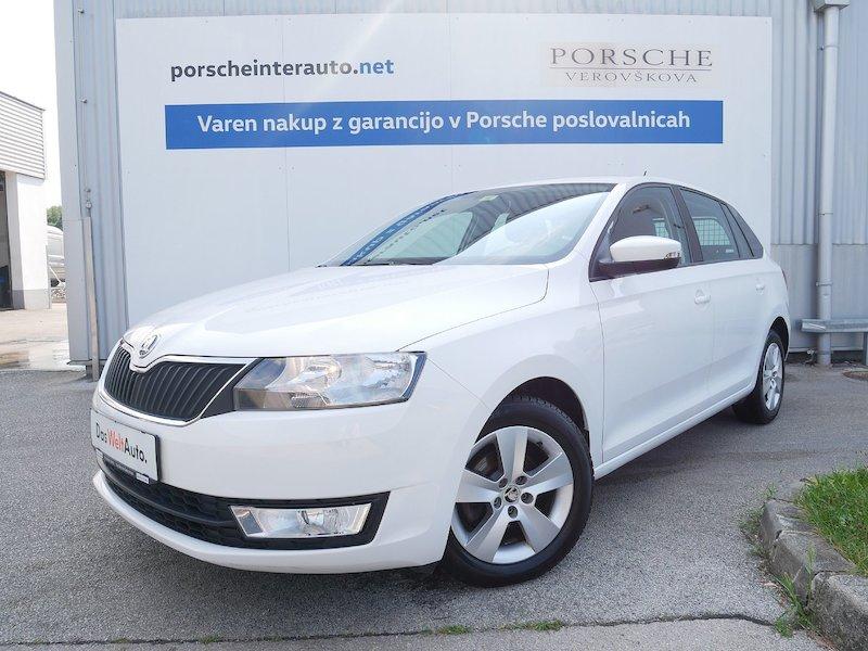 Škoda Rapid SB Ambition 1.4 TDI - SLOVENSKO VOZILO