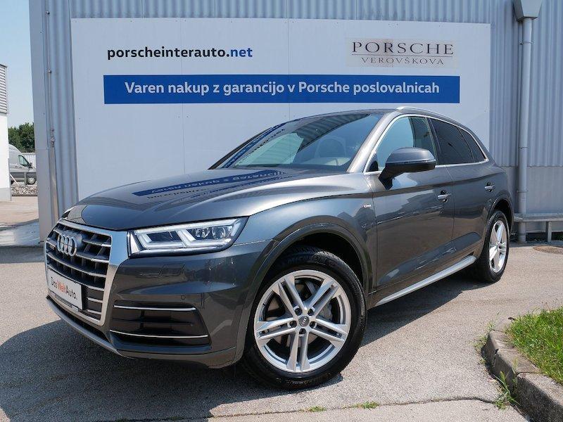 Audi Q5 quattro 40 TDI S tronic S line - SLOVENSKO VOZILO