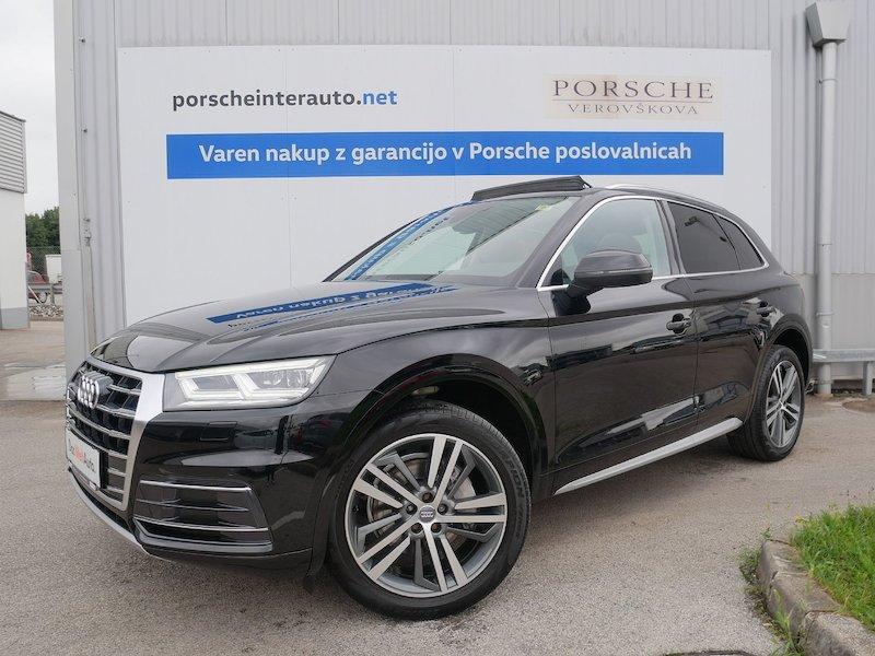Audi Q5 quattro 2.0 TDI Design S tronic - SLOVENSKO VOZILO