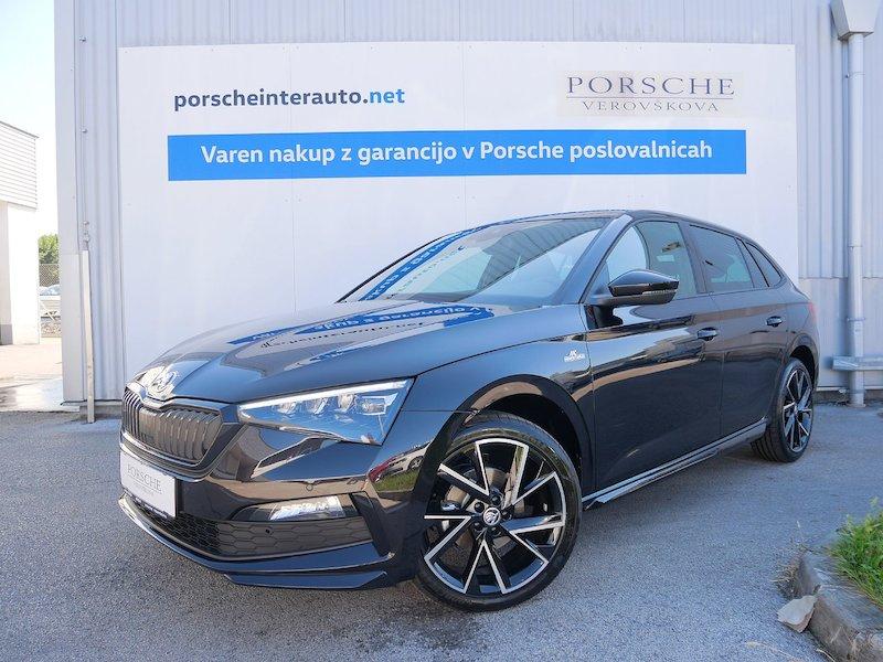 Škoda Scala 1.5 TSI ACT Monte Carlo DSG