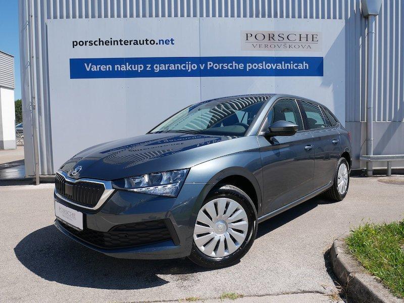 Škoda Scala 1.0 TSI Active