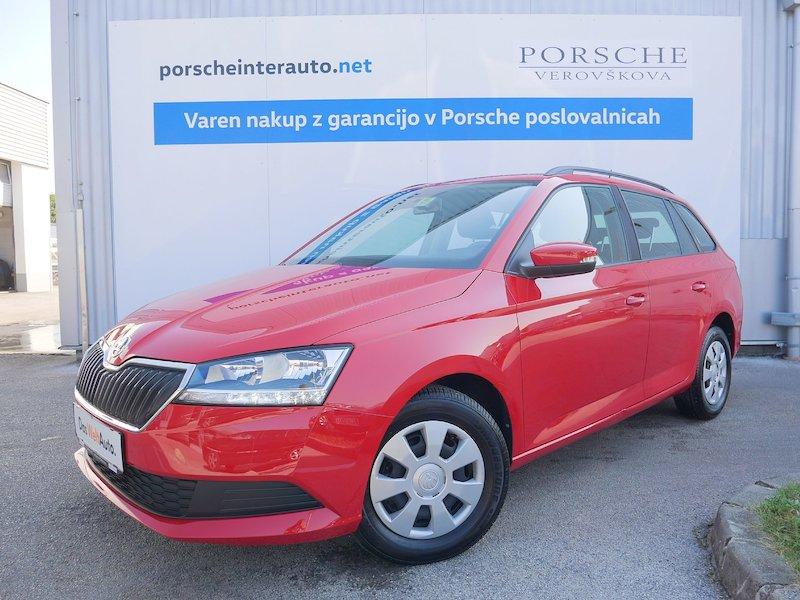 Škoda Fabia Combi 1.0 TSI Easy - SLOVENSKO VOZILO