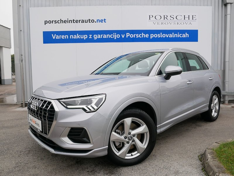Audi Q3 quattro 40 TDI Advanced S tronic - SLO