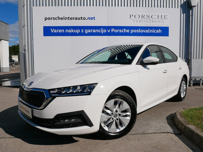 Škoda Octavia 2.0 TDI Ambition - SLOVENSKO VOZILO