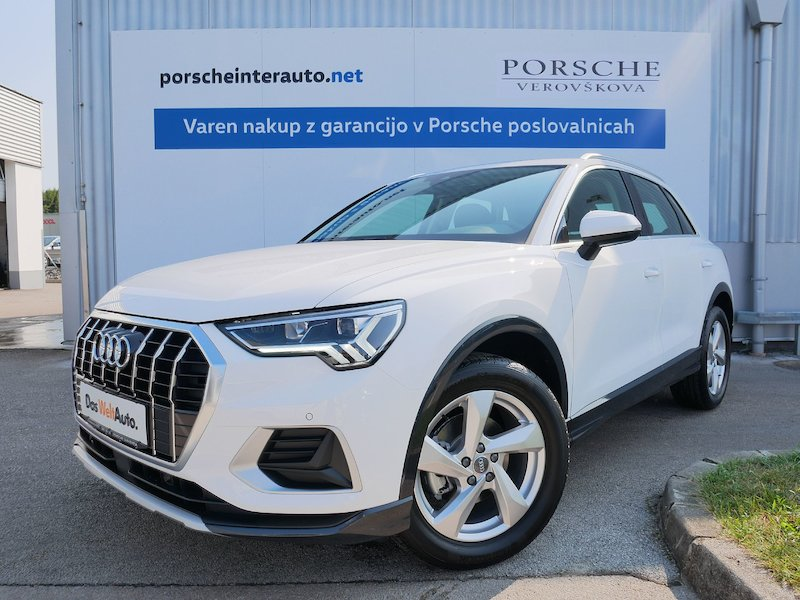 Audi Q3 35 TDI Advanced S tronic - SLO