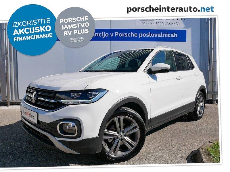 Volkswagen T-Cross 1.0 TSI BMT Style - NA VOLJO OD 3.2.2021 NAPREJ
