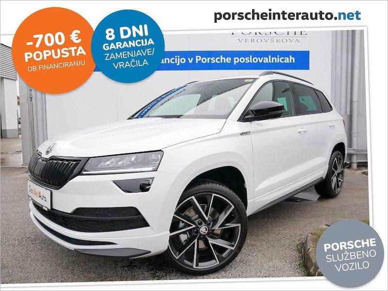 Škoda Karoq 1.5 TSI ACT Sportline - SLOVENSKO VOZILO