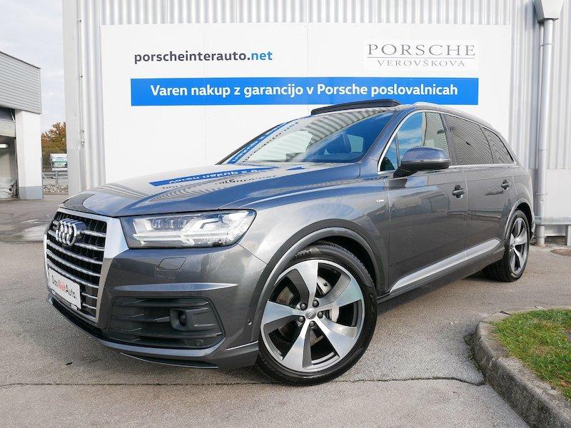 Audi Q7 quattro 3.0 TDI Tiptronic - SLOVENSKO VOZILO