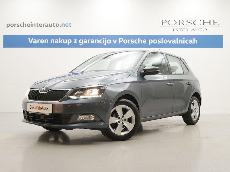 Škoda Fabia 1.2 TSI Style