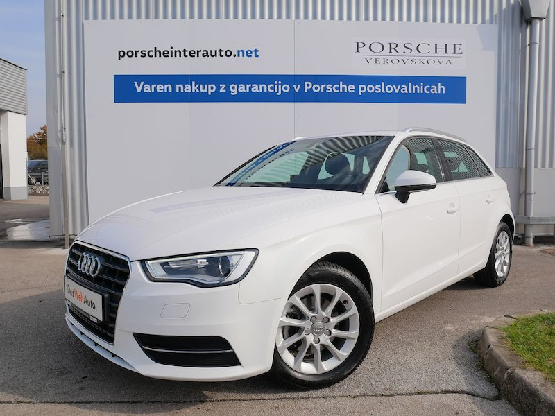 Audi A3 1.6 TDI clean diesel Attraction - SLO